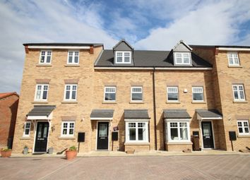 Thumbnail 3 bed semi-detached house to rent in Moorland Court, Lundwood, Barnsley