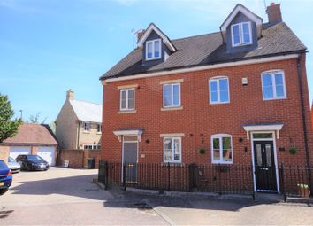 4 bed semi-detached house for sale in Mariner Road, Swindon SN25