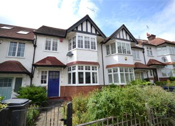 Thumbnail Terraced house to rent in Summerlee Avenue, East Finchley