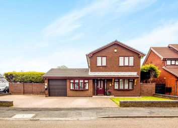 Thumbnail 4 bed detached house for sale in Coachmans Drive, West Derby, Liverpool