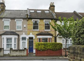 Thumbnail 4 bed terraced house for sale in Belmont Park Road, Leyton, London