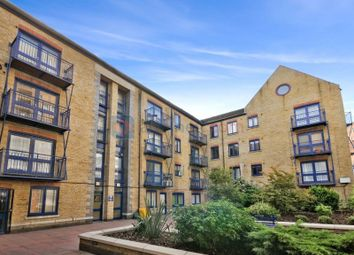 Thumbnail 1 bedroom flat for sale in East Ferry Road, London