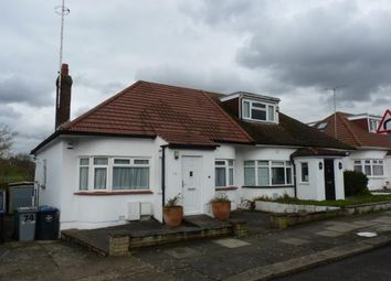 Thumbnail 2 bed bungalow for sale in Kinloch Drive, London