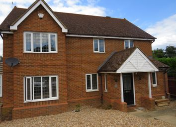 Thumbnail 4 bed detached house for sale in Aspen Road, Chartham, Canterbury