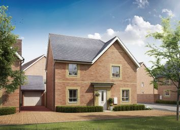 "Thumbnail 4 bed detached house for sale in ""Alderney"" at Cricket Field Grove, Crowthorne"
