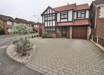 Thumbnail 4 bed property for sale in Mountbatten Way, Chilwell, Nottingham