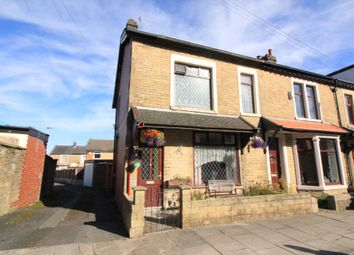 Thumbnail 3 bed end terrace house for sale in Davenham Road, Darwen