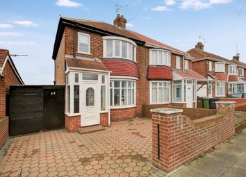 Thumbnail 2 bed semi-detached house for sale in Alston Crescent, Sunderland, Tyne And Wear
