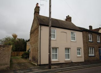 Thumbnail 2 bed semi-detached house for sale in Broad Street, Ely