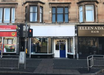 Thumbnail Retail premises for sale in Glasgow Road, Paisley