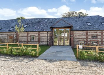 Thumbnail 3 bed flat for sale in Manor Barns, Hazeley Road, Twyford, Hampshire