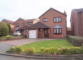 Thumbnail 3 bed detached house for sale in Briars Green, Skelmersdale