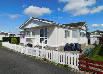 Thumbnail 2 bed bungalow for sale in Sunnyside Park, Sea Lane, Ingoldmells, Skegness