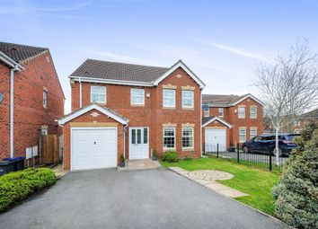 Thumbnail 4 bed detached house for sale in Humbolts Hold, Pewsham, Chippenham