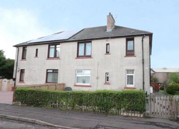 Thumbnail 2 bed flat for sale in Ellismuir Place, Baillieston, Glasgow, Lanarkshire