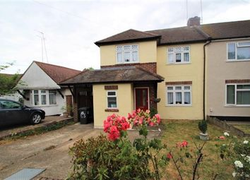 Thumbnail 3 bed semi-detached house for sale in Hood Avenue, Orpington, Kent