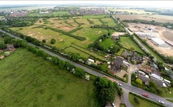 Thumbnail Land for sale in Mosham Road, Auckley, Doncaster