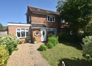 Thumbnail End terrace house for sale in Elm Tree Close, Northolt
