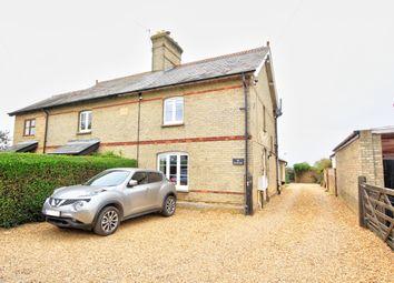 2 bed semi-detached house for sale in Rampton Road, Cottenham, Cambridge CB24