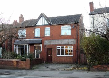 Thumbnail 3 bed semi-detached house for sale in Kenyon Road, Swinley, Wigan