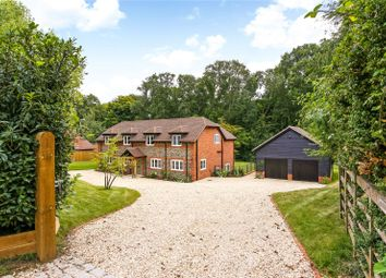 Thumbnail 5 bed detached house for sale in Maidensgrove, Henley-On-Thames, Oxfordshire