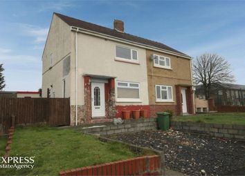 Thumbnail 2 bedroom semi-detached house for sale in Heol Elfed, Burry Port, Carmarthenshire