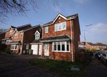 Thumbnail 3 bed semi-detached house for sale in Saffron Way, Whiteley, Fareham