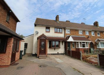 Thumbnail 3 bedroom terraced house to rent in Cavendish Road, Walsall