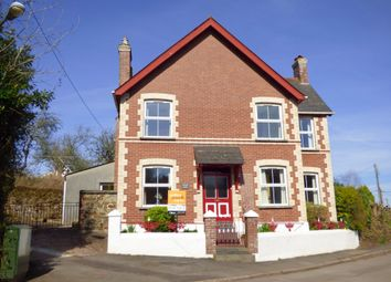 Thumbnail 3 bedroom detached house for sale in Exbourne, Okehampton