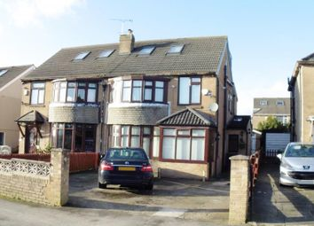 Thumbnail 5 bed semi-detached house to rent in Carr Manor Road, Leeds