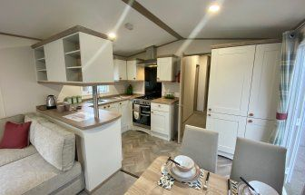 Thumbnail 3 bed mobile/park home for sale in Hoburne Holiday Park, Blue Anchor Bay Rd, Minehead, Somerset