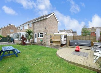 4 bed semi-detached house for sale in Medway Close, Worthing, West Sussex BN13