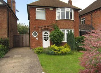 Thumbnail 3 bed detached house to rent in Renfrew Drive, Wollaton, Nottingham