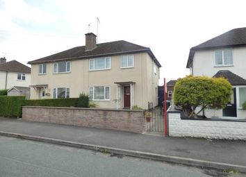 Thumbnail 3 bed semi-detached house for sale in Hurlingham Road, Stafford