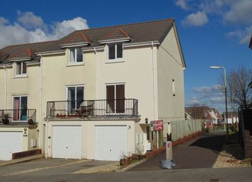 Thumbnail 3 bedroom end terrace house for sale in Luxmoore Way, Okehampton