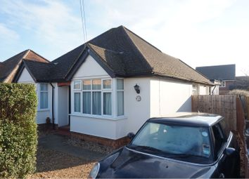 Thumbnail 4 bedroom detached bungalow for sale in Alwyn Road, Maidenhead
