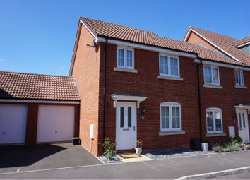 Thumbnail 3 bed end terrace house for sale in Blain Place, Swindon