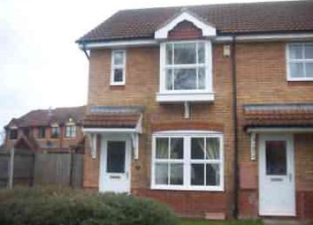 Thumbnail 2 bed end terrace house to rent in Braunston Close, Sutton Coldfield, West Midlands