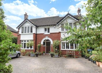 Thumbnail 4 bed detached house for sale in Wensleydale Road, Hampton