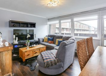 Thumbnail 3 bed flat for sale in Mursell Estate, London