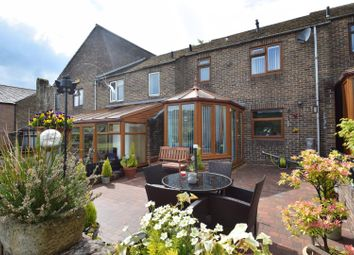 Thumbnail 3 bedroom town house for sale in Jubilee Court, Wirksworth, Matlock