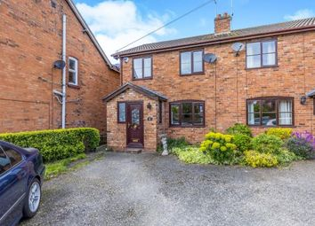 Thumbnail 3 bed semi-detached house for sale in Talbot Street, Whitchurch, Whitchuch, Shropshire