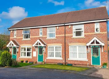 Thumbnail 2 bed mews house to rent in Whitewell Close, Nantwich