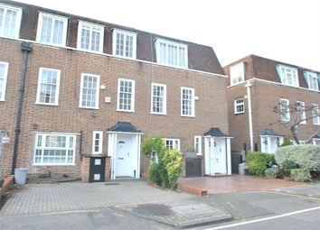 Thumbnail 4 bed terraced house to rent in The Marlowes, St Johns Wood, London
