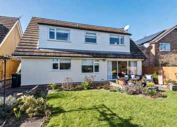 Thumbnail 4 bed detached house for sale in Emohym, Allensmore, Herefordshire