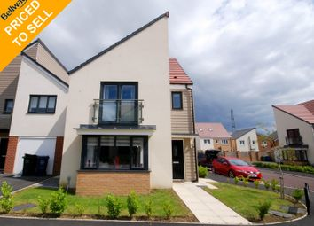 Thumbnail 4 bed detached house for sale in Elmwood Park Gardens, Newcastle Upon Tyne