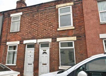 Thumbnail Terraced house to rent in Hunter Street, Burton-On-Trent