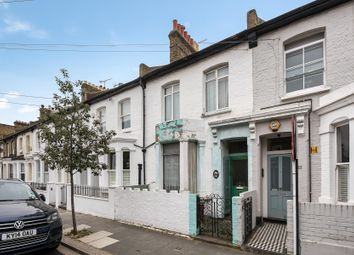Thumbnail 4 bed terraced house for sale in Broughton Road, Fulham, London
