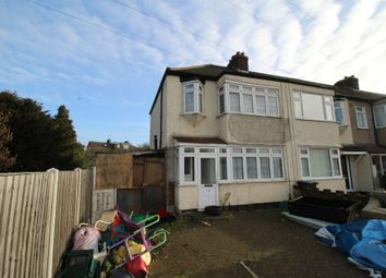 Thumbnail 3 bed semi-detached house for sale in Rainham Road, Rainham