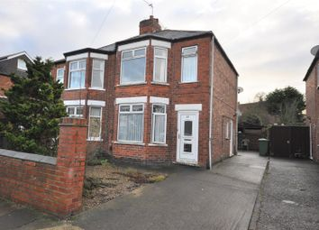 Thumbnail 2 bed semi-detached house for sale in Lilac Avenue, Off Hull Road, York